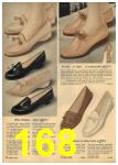 1961 Sears Spring Summer Catalog, Page 168