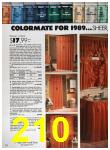 1989 Sears Home Annual Catalog, Page 210