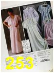 1985 Sears Fall Winter Catalog, Page 253