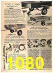 1964 Sears Spring Summer Catalog, Page 1080