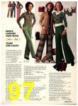 1973 Sears Fall Winter Catalog, Page 97