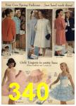 1959 Sears Spring Summer Catalog, Page 340