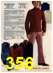 1972 Sears Fall Winter Catalog, Page 356