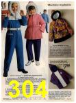 1972 Sears Fall Winter Catalog, Page 304