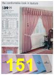 1989 Sears Home Annual Catalog, Page 151
