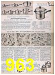 1957 Sears Spring Summer Catalog, Page 963