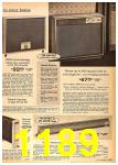 1962 Sears Fall Winter Catalog, Page 1189