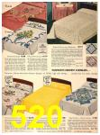 1949 Sears Spring Summer Catalog, Page 520