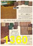 1962 Sears Fall Winter Catalog, Page 1360