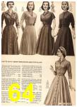 1956 Sears Fall Winter Catalog, Page 64