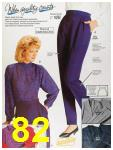 1986 Sears Fall Winter Catalog, Page 82