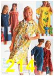 1967 Sears Spring Summer Catalog, Page 214