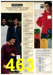 1977 Sears Spring Summer Catalog, Page 463