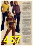 1972 Sears Fall Winter Catalog, Page 457