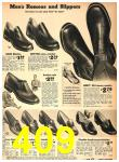 1942 Sears Spring Summer Catalog, Page 409