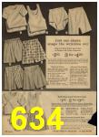 1962 Sears Spring Summer Catalog, Page 634