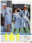 1986 Sears Spring Summer Catalog, Page 161