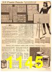 1960 Sears Fall Winter Catalog, Page 1145