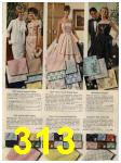 1960 Sears Spring Summer Catalog, Page 313