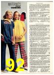 1975 Sears Spring Summer Catalog, Page 92