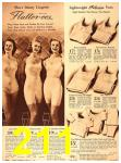 1940 Sears Fall Winter Catalog, Page 211