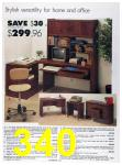 1989 Sears Home Annual Catalog, Page 340