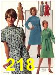1971 Sears Fall Winter Catalog, Page 218