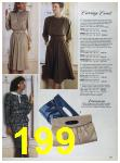 1988 Sears Fall Winter Catalog, Page 199