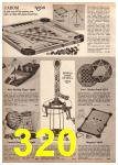 1966 Montgomery Ward Christmas Book, Page 320