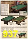 1974 Sears Spring Summer Catalog, Page 937