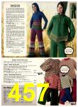 1977 Sears Fall Winter Catalog, Page 457