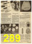 1960 Sears Spring Summer Catalog, Page 289