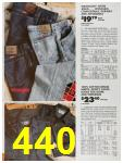 1991 Sears Fall Winter Catalog, Page 440