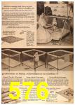 1963 Sears Fall Winter Catalog, Page 576
