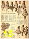 1949 Sears Spring Summer Catalog, Page 15
