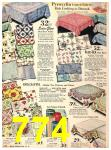 1940 Sears Fall Winter Catalog, Page 774