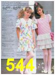 1988 Sears Spring Summer Catalog, Page 544