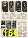 1965 Sears Fall Winter Catalog, Page 156