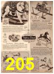 1952 Sears Christmas Book, Page 205