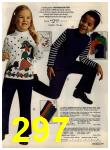1972 Sears Fall Winter Catalog, Page 297