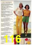 1977 Sears Spring Summer Catalog, Page 116