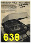 1984 Sears Spring Summer Catalog, Page 638