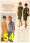 1963 Sears Fall Winter Catalog, Page 54