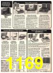 1978 Sears Fall Winter Catalog, Page 1169