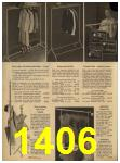 1962 Sears Spring Summer Catalog, Page 1406