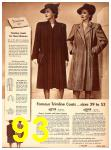 1942 Sears Spring Summer Catalog, Page 93