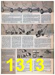 1957 Sears Spring Summer Catalog, Page 1313