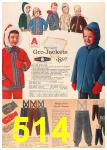 1963 Sears Fall Winter Catalog, Page 514