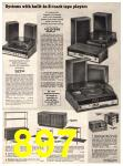 1973 Sears Fall Winter Catalog, Page 897