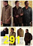 1969 Sears Fall Winter Catalog, Page 291